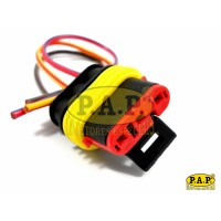 CONECTOR TC 1014 sensor diagnostico Palio tps bobina Blazer map Renault / Sensor PS10B Fuel Tech